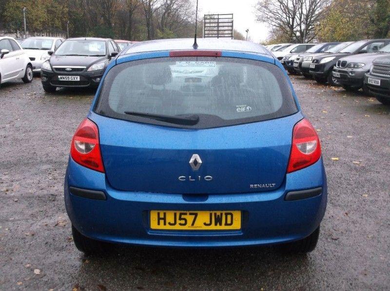 2007 Renault Clio 16V 1.2 Turbo image 4