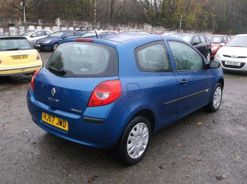2007 Renault Clio 16V 1.2 Turbo image 5