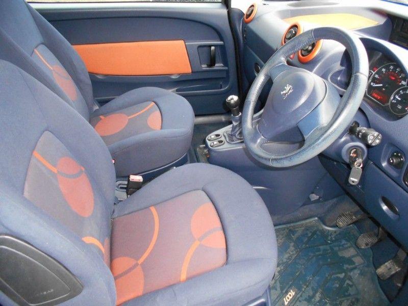 2006 Peugeot 1007 1.4 Dolce 8V image 6