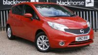 2015 Nissan Note 1.2 Acenta Style Pack 5dr