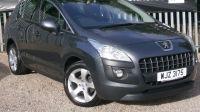 2013 Peugeot 3008 1.6 HDi FAP Active 5dr