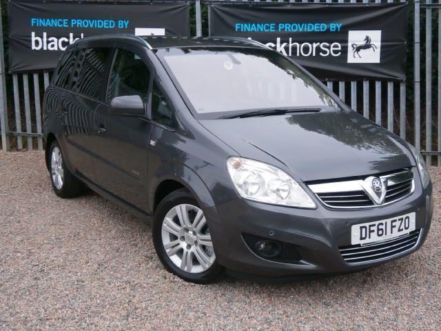 2012 Vauxhall Zafira 1.7 CDTi ecoFLEX 16v 5dr image 1