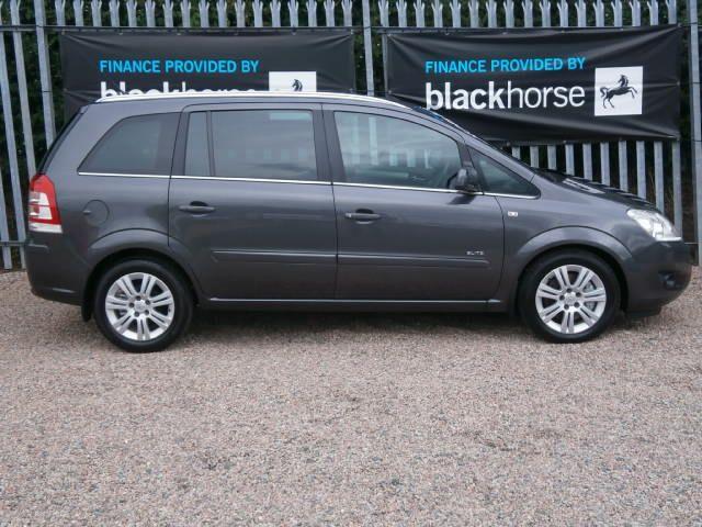 2012 Vauxhall Zafira 1.7 CDTi ecoFLEX 16v 5dr image 2
