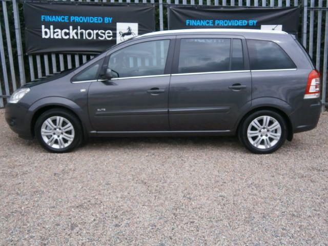 2012 Vauxhall Zafira 1.7 CDTi ecoFLEX 16v 5dr image 3
