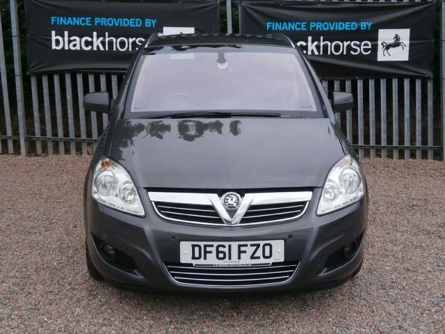 2012 Vauxhall Zafira 1.7 CDTi ecoFLEX 16v 5dr image 4