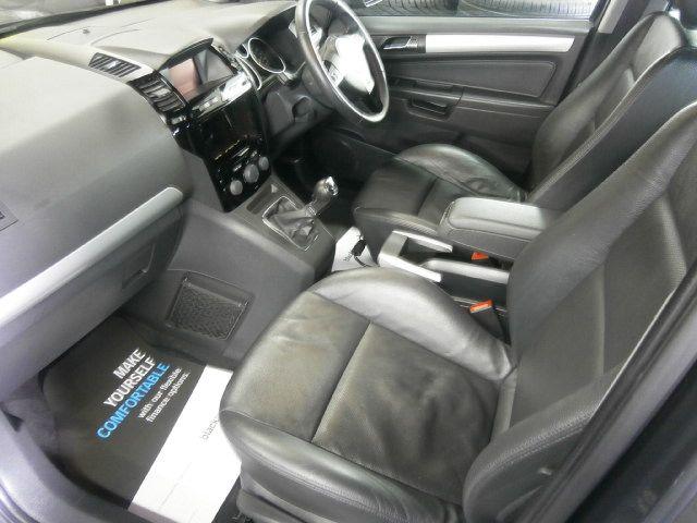 2012 Vauxhall Zafira 1.7 CDTi ecoFLEX 16v 5dr image 7