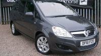 2012 Vauxhall Zafira 1.7 CDTi ecoFLEX 16v 5dr