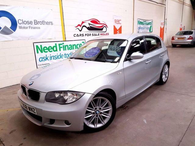 2008 BMW 2.0 118D M SPORT 5d image 1