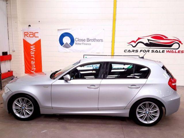 2008 BMW 2.0 118D M SPORT 5d image 2