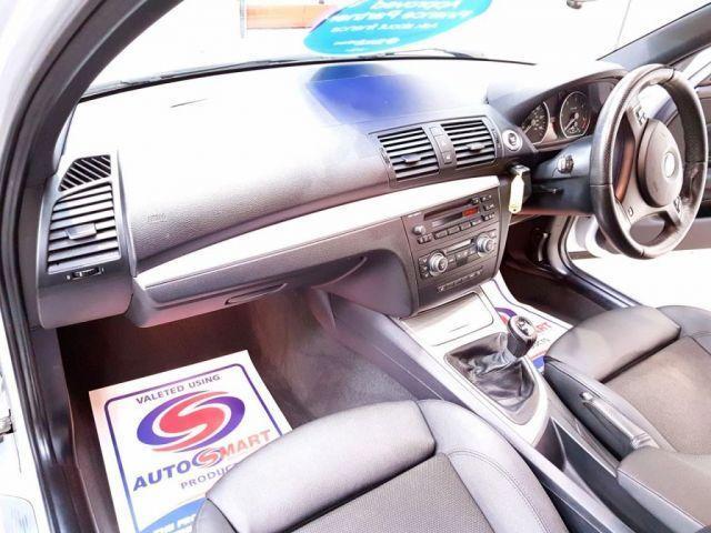 2008 BMW 2.0 118D M SPORT 5d image 8