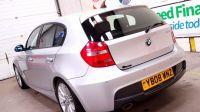 2008 BMW 2.0 118D M SPORT 5d image 3
