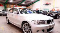 2008 BMW 2.0 118D M SPORT 5d image 4