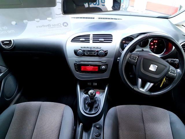 2009 Seat Leon 1.9 TDI SE 5d image 6