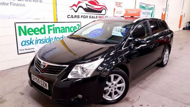 2009 Toyota Avensis 1.8 TR 5d image 1
