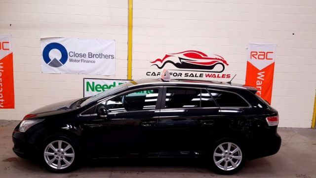 2009 Toyota Avensis 1.8 TR 5d image 2