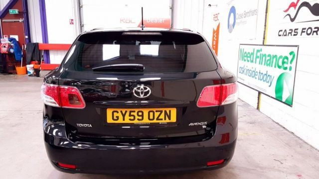 2009 Toyota Avensis 1.8 TR 5d image 3