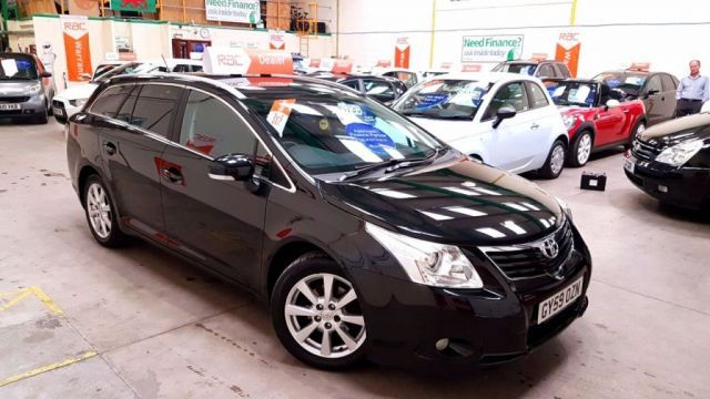 2009 Toyota Avensis 1.8 TR 5d image 4