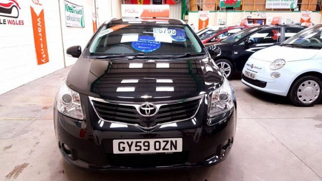 2009 Toyota Avensis 1.8 TR 5d image 5