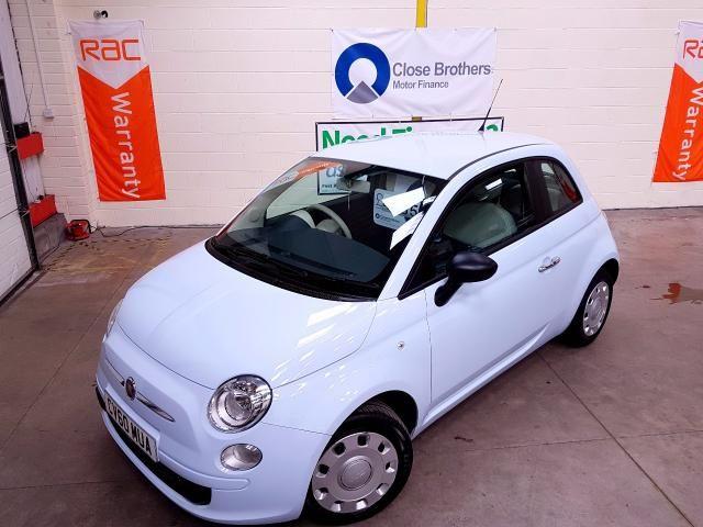 2010 Fiat 500 1.2 POP 3d image 1