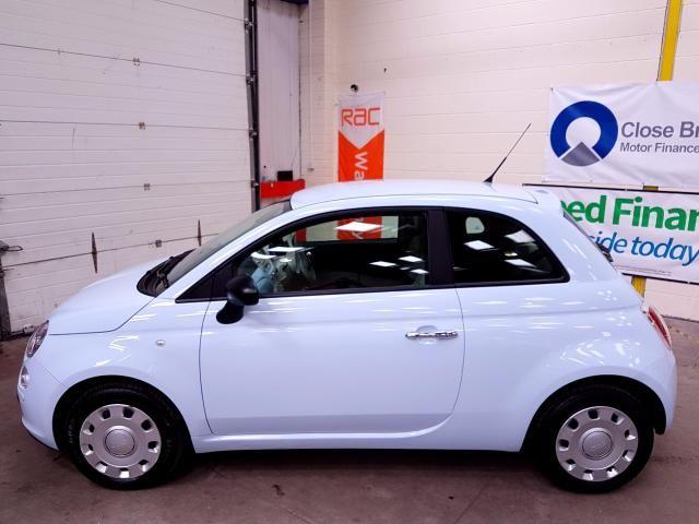 2010 Fiat 500 1.2 POP 3d image 2