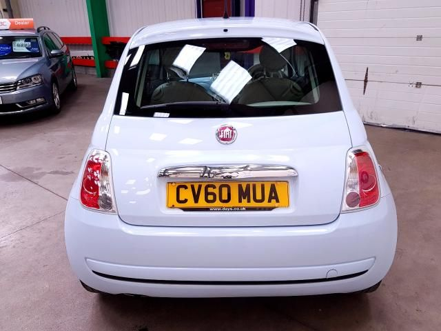 2010 Fiat 500 1.2 POP 3d image 3