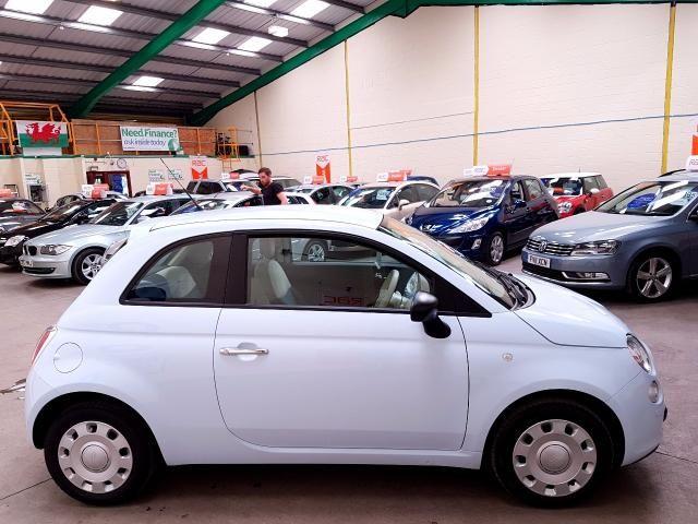 2010 Fiat 500 1.2 POP 3d image 4