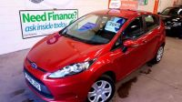 2009 Ford Fiesta 1.2 Style Plus 5d