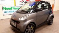 2010 Smart Fortwo 1.0 Passion 2d