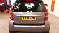 2010 Smart Fortwo 1.0 Passion 2d image 3