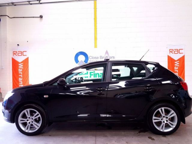 2009 Seat Ibiza 1.4 Sport 5d image 2