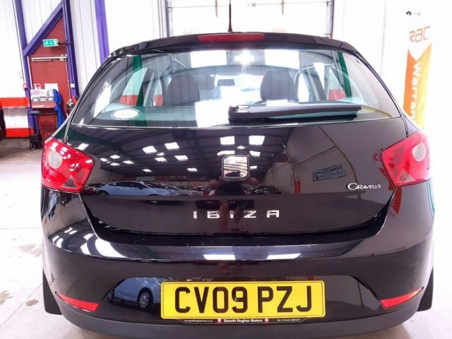 2009 Seat Ibiza 1.4 Sport 5d image 3