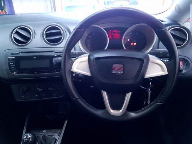 2009 Seat Ibiza 1.4 Sport 5d image 8