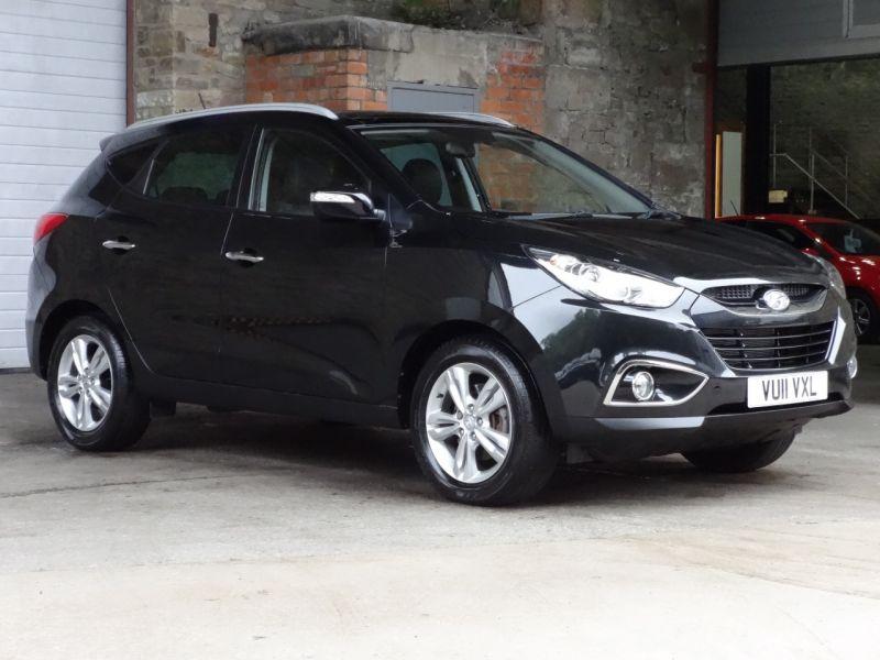 2011 Hyundai ix35 1.7 CRDI image 1