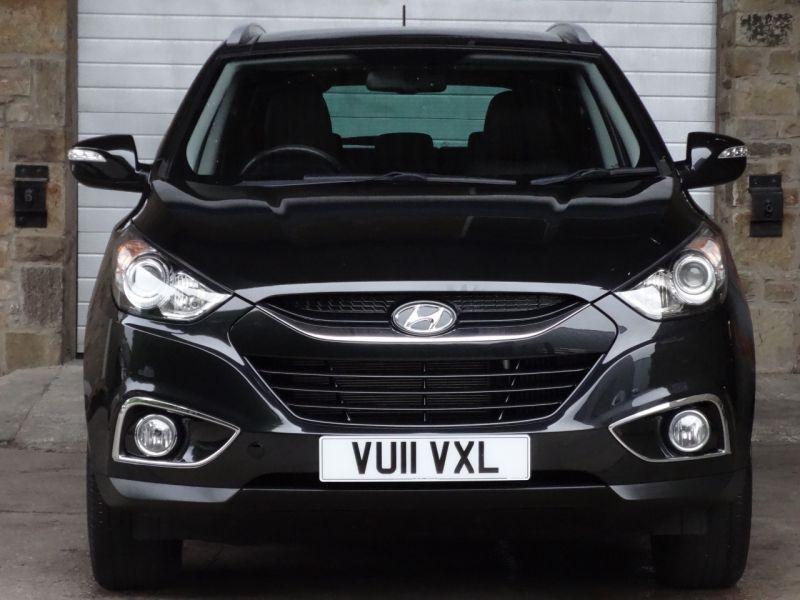 2011 Hyundai ix35 1.7 CRDI image 2