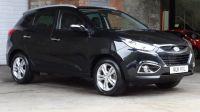 2011 Hyundai ix35 1.7 CRDI