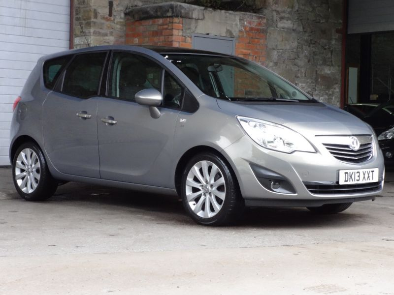 2013 Vauxhall Meriva 1.4 T SE image 1