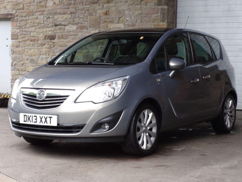 2013 Vauxhall Meriva 1.4 T SE image 3
