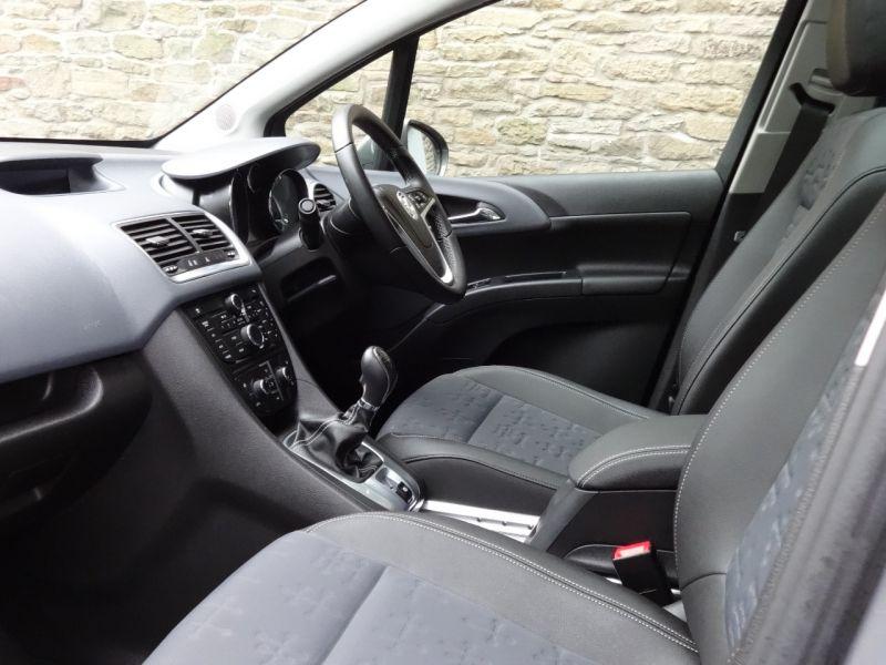 2013 Vauxhall Meriva 1.4 T SE image 7
