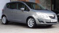 2013 Vauxhall Meriva 1.4 T SE