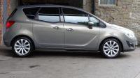 2013 Vauxhall Meriva 1.4 T SE image 4