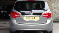 2013 Vauxhall Meriva 1.4 T SE image 5