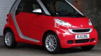 2012 Smart Fortwo 1.0