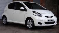 2012 Toyota Aygo 1.0 VVT-I
