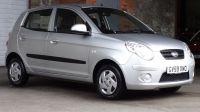 2010 Kia Picanto 1.0