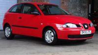 2005 Seat Ibiza 1.2