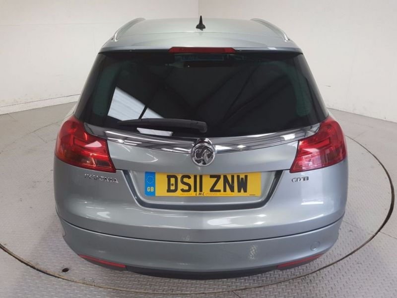 2011 Vauxhall Insignia 2.0 SRI CDTI 5d image 4
