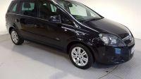 2013 Vauxhall Zafira 1.7 CDTI 5d