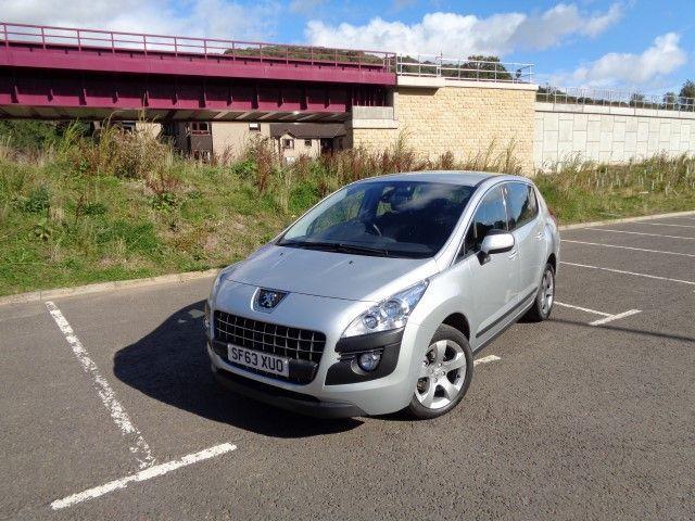 2013 Peugeot 3008 1.6 HDI 5d image 1