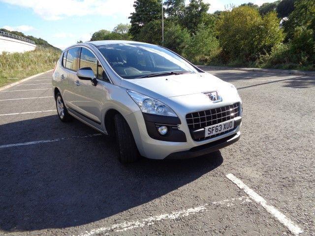2013 Peugeot 3008 1.6 HDI 5d image 5