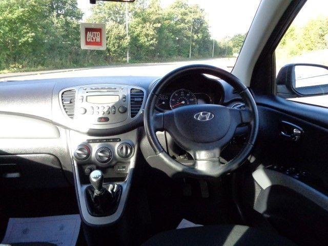 2011 Hyundai i10 1.2 Style 5d image 8